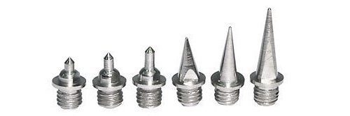 Replacement Track Spikes   Christmas